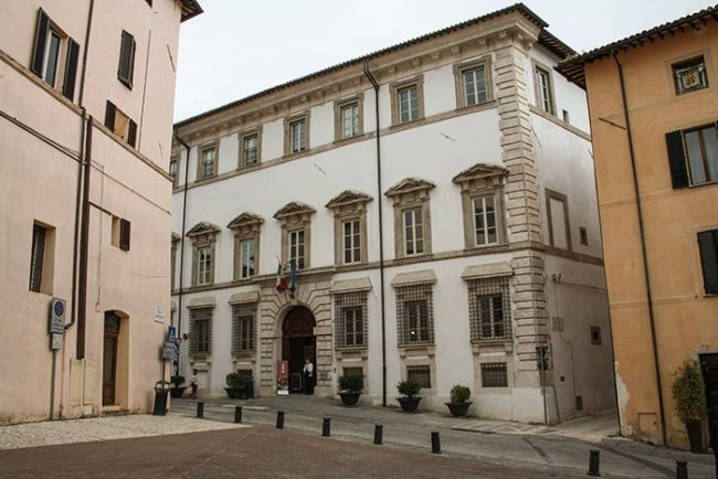 Palazzo Mauri - Spoleto (Italy)